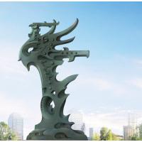广场贝博app体育景观摆件装饰