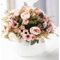 配件花材装饰植物假花崖柏